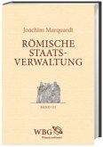 Römische Staatsverwaltung. 3 Bände