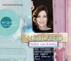 Neuland, 5 Audio-CD - Kürthy, Ildikó von