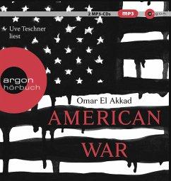 American War, 2 MP3-CDs - El Akkad, Omar
