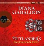 Outlander - Das flammende Kreuz / Highland Saga Bd.5 (8 MP3-CDs)