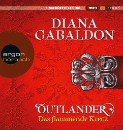 Outlander - Das flammende Kreuz / Highland Saga Bd.5 (8 MP3-CDs) - Gabaldon, Diana