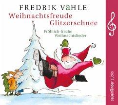 Weihnachtsfreude Glitzerschnee, 1 Audio-CD - Vahle, Fredrik