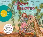 Giraffen übersieht man nicht / Liliane Susewind Bd.12 (4 Audio-CD)