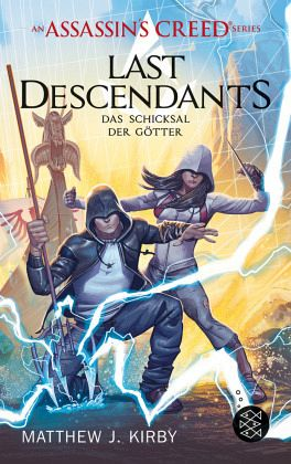 Buch-Reihe An Assassin's Creed Series