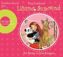 Ein Panda ist kein Känguru / Liliane Susewind Bd.6 (Audio-CD) - Stewner, Tanya