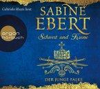 Der junge Falke / Schwert und Krone Bd.2 (7 Audio-CDs)