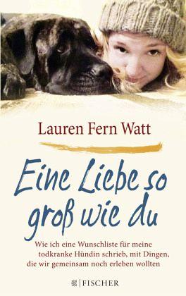 Eine Liebe so groß wie du - Watt, Lauren Fern