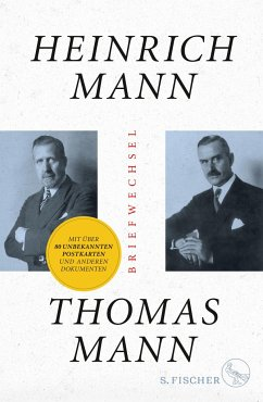 Briefwechsel - Mann, Heinrich; Mann, Thomas