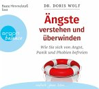 Ängste verstehen und überwinden, 3 Audio-CDs