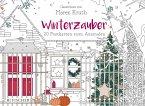 Winterzauber - Postkartenbuch