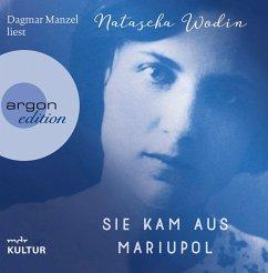 Sie kam aus Mariupol, 8 Audio-CD - Wodin, Natascha
