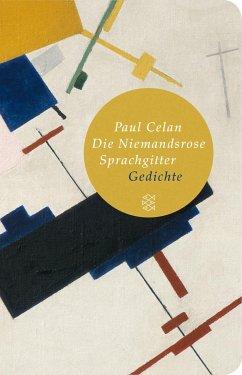Die Niemandsrose / Sprachgitter - Celan, Paul