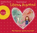 Mit Elefanten spricht man nicht! / Liliane Susewind Bd.1 (2 Audio-CDs)