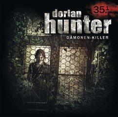 Dorian Hunter - Niemandsland Eingeladen (Teil 1), 1 Audio-CD - Vlcek, Ernst; Ehrhardt, Dennis