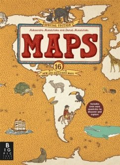 Maps Special Edition - Mizielinski, Aleksandra and Daniel