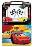 Cars 3, Spielbuch + Zaubertafel zum Schreiben