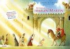 Die Legende vom heiligen Martin. Bildkarten fürs Erzähltheater Kamishibai
