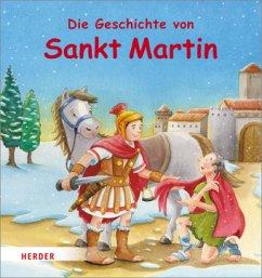 Die Geschichte von Sankt Martin - Steinhoff, Ulrike