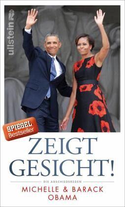 Zeigt Gesicht! - Obama, Barack; Obama, Michelle