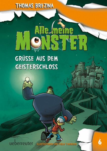 Buch-Reihe Alle meine Monster von Thomas C. Brezina
