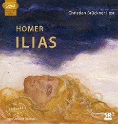 Ilias, 3 MP3-CD - Homer
