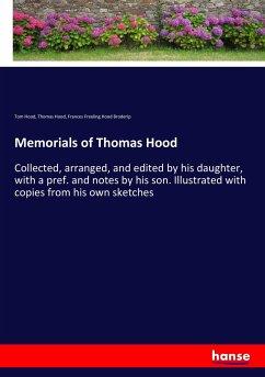 Memorials of Thomas Hood