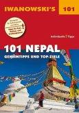 101 Nepal - Reiseführer von Iwanowski