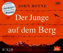Der Junge auf dem Berg, 5 Audio-CDs - Boyne, John