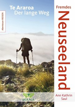 Fremdes Neuseeland - Saul, Ann Kathrin