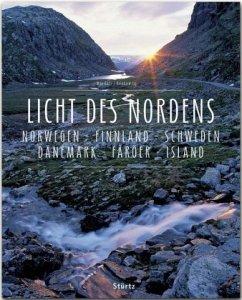 Licht des Nordens - Norwegen . Finnland . Schweden . Dänemark . Färöer . Island - Ilg, Reinhard