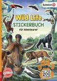 SCHLEICH® Wild Life(TM) Stickerbuch für Abenteurer