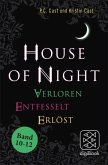 »House of Night« Paket 4 (Band 10-12) (eBook, ePUB)