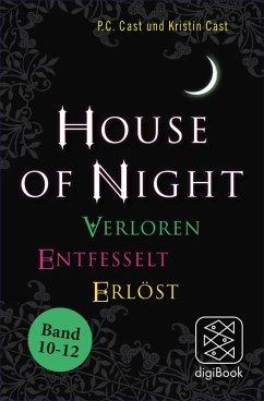»House of Night« Paket 4 (Band 10-12) (eBook, ePUB) - Cast, Kristin; Cast, P. C.