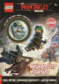 The LEGO® NINJAGO® MOVIE(TM) Ninjago City in Gefahr