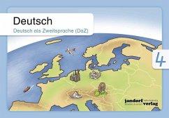 Deutsch 4 (DaZ) - Wachendorf, Anja; Wachendorf, Peter