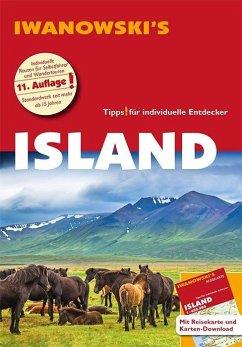 Island - Reiseführer von Iwanowski - Quack, Ulrich; Berger, Lutz