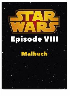 Star Wars: Die letzten Jedi - Malbuch zum Film, 5 Exemplare