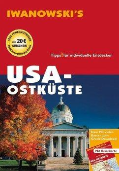 USA Ostküste - Reiseführer von Iwanowski - Brinke, Margit; Kränzle, Peter