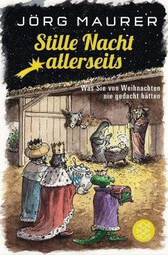Stille Nacht allerseits (eBook, ePUB) - Maurer, Jörg