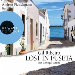 Lost in Fuseta / Leander Lost Bd.1 (Ungekürzte Lesung) (MP3-Download) - Ribeiro, Gil
