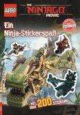 The LEGO® NINJAGO® MOVIE(TM) Ein Ninja-Stickerspaß