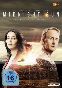 Midnight Sun - 1. Staffel DVD-Box - Bekhti,Leila/Hammarsten,Gustaf