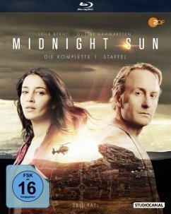 Midnight Sun - 1. Staffel - 2 Disc Bluray - Bekhti,Leila/Hammarsten,Gustaf