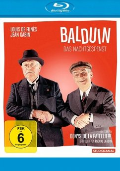 Balduin, das Nachtgespenst - De Funes,Louis/Gabin,Jean
