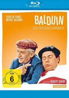 Balduin, der Trockenschwimmer - De Funes,Louis/Dhery,Robert