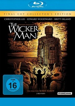 The Wicker Man Collector's Edition - Lee,Christopher/Woodward,Edward