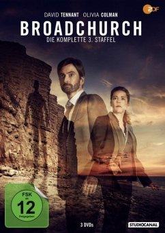 Broadchurch - 3. Staffel DVD-Box - Tennant,David/Colman,Olivia
