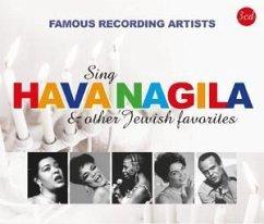 Hava Nagila & Other Jewish Favorites
