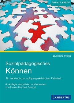 Sozialpädagogisches Können (eBook, PDF) - Müller, Burkhard