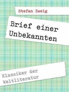 Brief einer Unbekannten (eBook, ePUB)